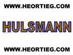HULSMAN  CHAINCASE TRANSFER DECAL  D20344